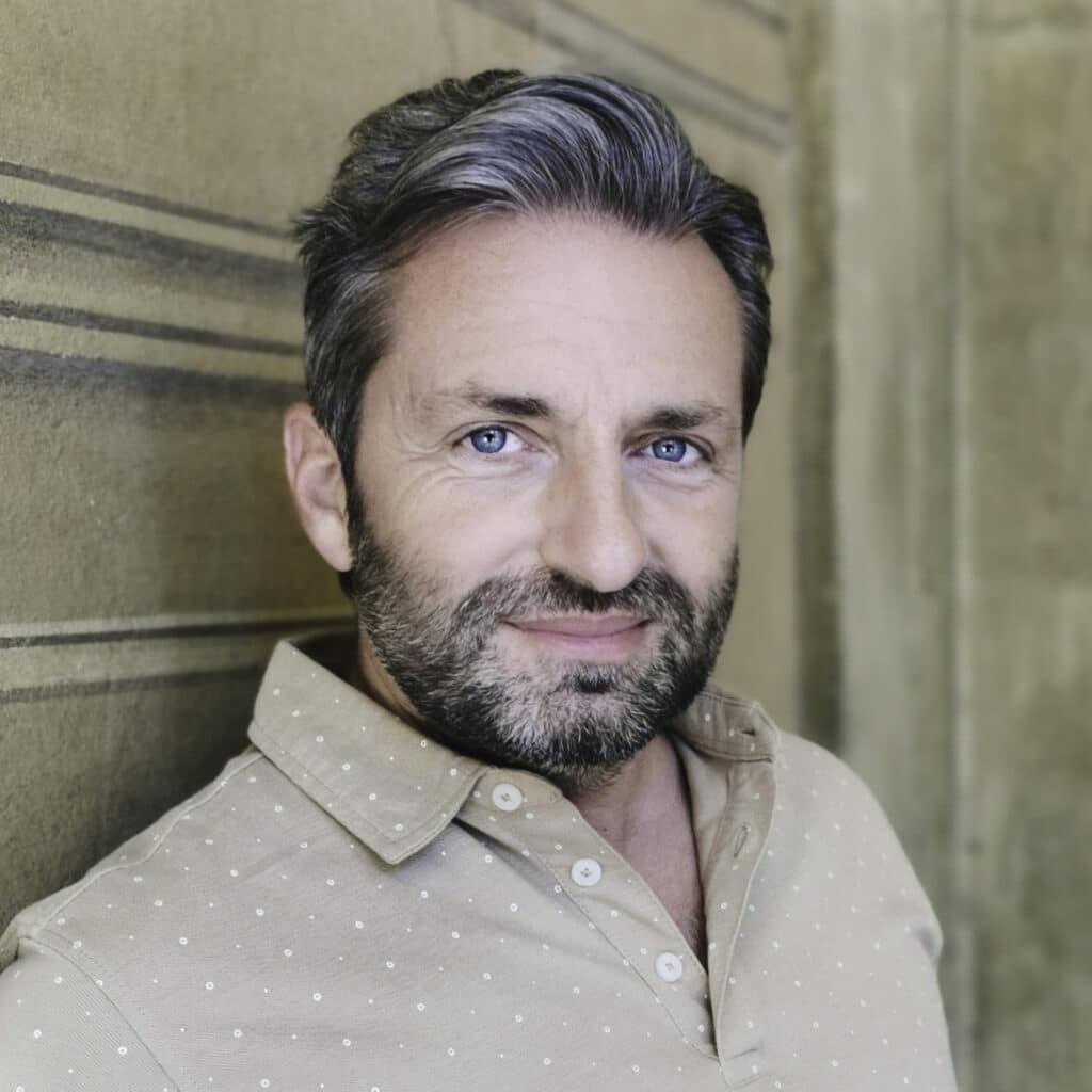 Portrait Dieter Hawlan